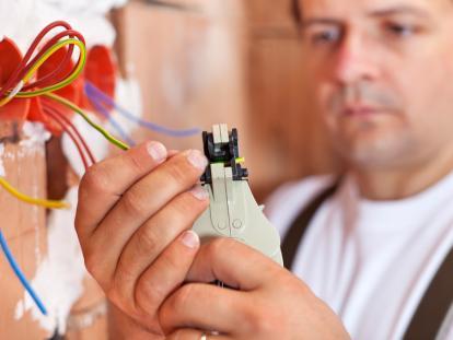 Reparacion de electricidad