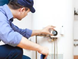 Repair of boilers and heating